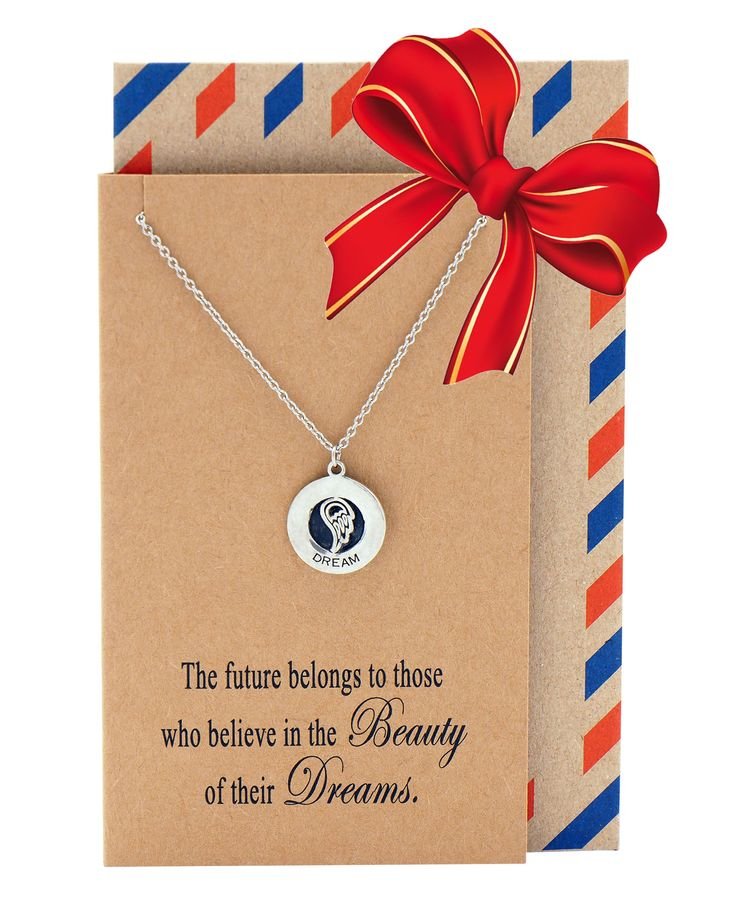 Margo Graduation Gifts for Her, Dream High Necklace