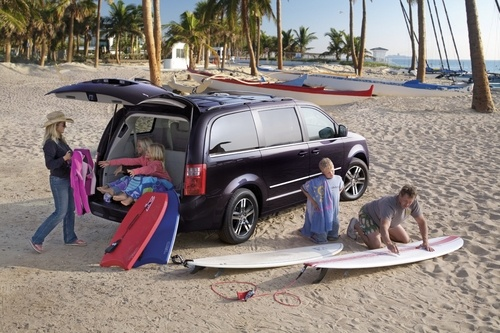 #Moms know best! Check out a these mom's reviews on the Dodge Grand Caravan.