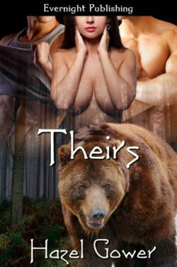 The first book I had released, and the first book in The bears series. http://www.amazon.com/Theirs-Bears-Book-Hazel-Gower-ebook/dp/B00BCSNLHI/ref=la_B00BCY7164_1_21?s=books&ie=UTF8&qid=1429853098&sr=1-21