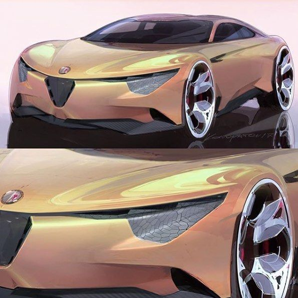 Alfa by Exterior Designer Andrey Konopatov.