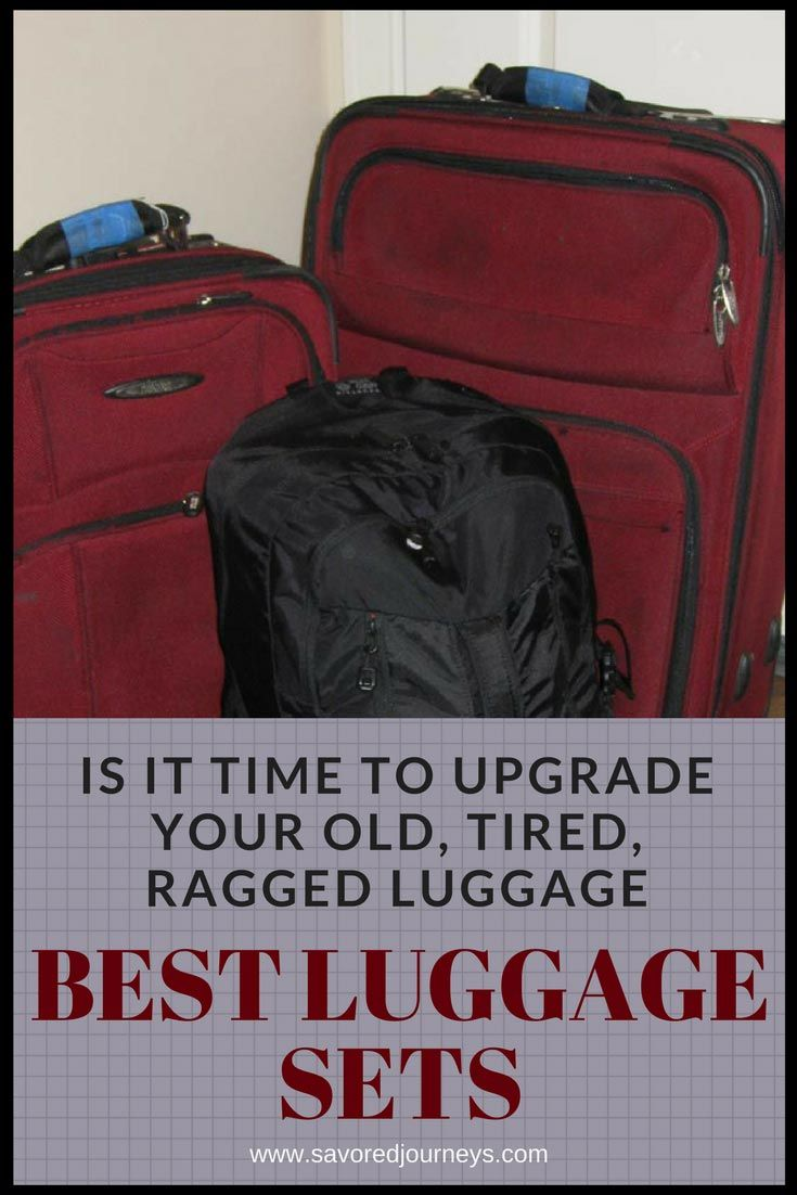 5 Best Luggage Sets For Your Next Vacation Best Luggage Luggage Luggage Sets