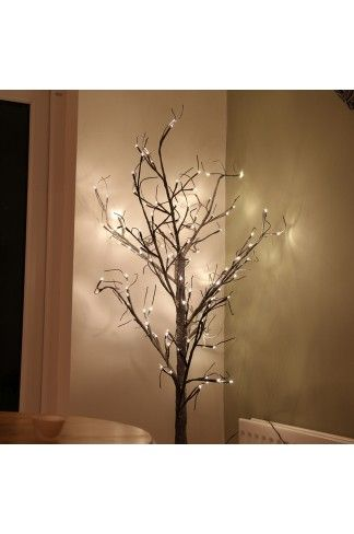 17 Best images about Twig Trees u0026 Lights on Pinterest | Christmas trees,  Indoor and Trees