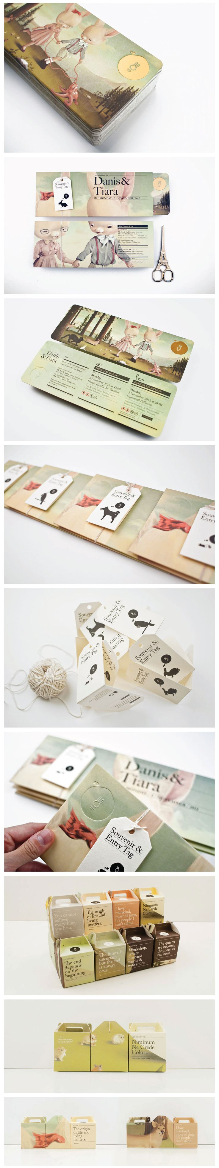 @Paggie Yu beautiful tea story #packaging #branding #marketing PD