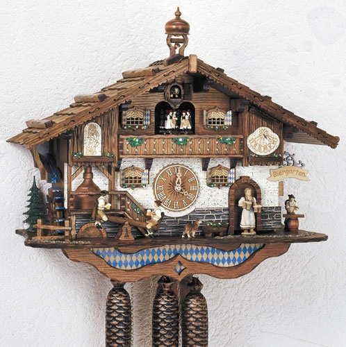 Coo coo clock plans woodworking projects plans - Cuckoo clock plans ...