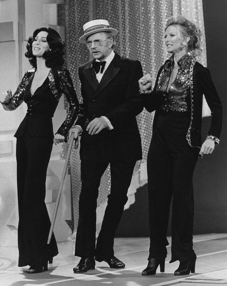 Cher, Jack Albertson, Cloris Leachman (1975)