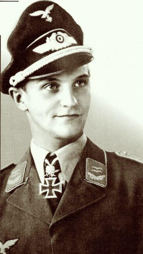 Hans Joachim Marseille Germans In Ww2 Germany Ww2