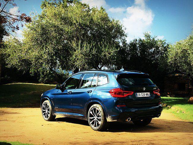 Le BMW X3 à l'essai, ce précurseur haut de gamme (re)gagne une certaine prestance
