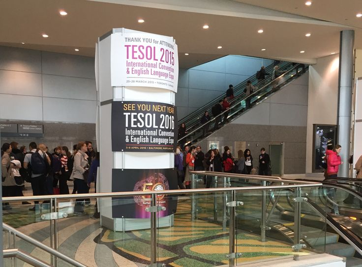 TESOL International Convention 2015