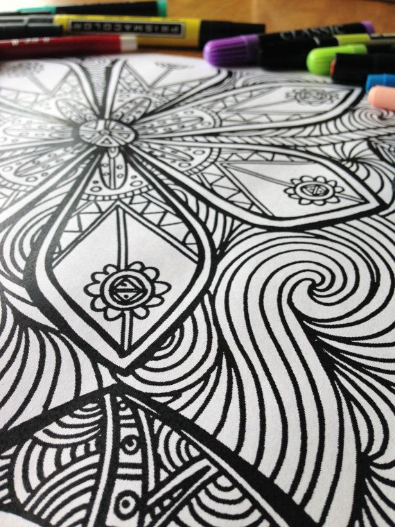 printable spring colouring pages pdf