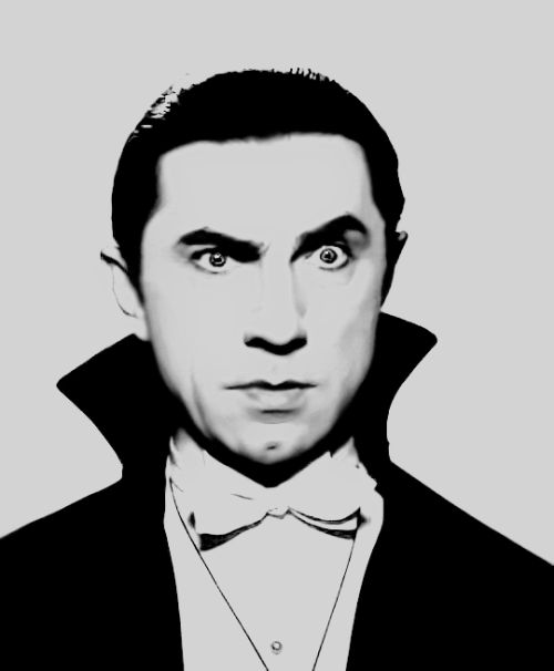 "dessinnoir: "" ""I guess I'm pretty much of a lone wolf. I don't say I don't like people at all, but, to tell you the truth, I only like it then if I have a chance to look deep into their hearts and their minds."" ― Bela Lugosi """
