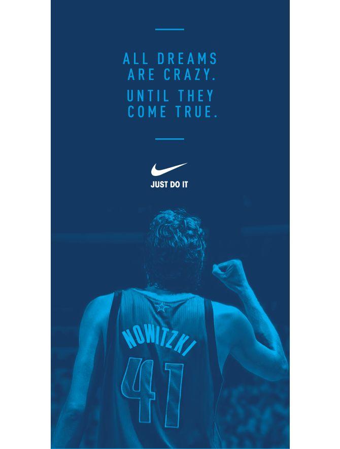 Gareth Wrice para Nike  - http://www.garethwrice.com/Nike-Mavericks-NBA-Win