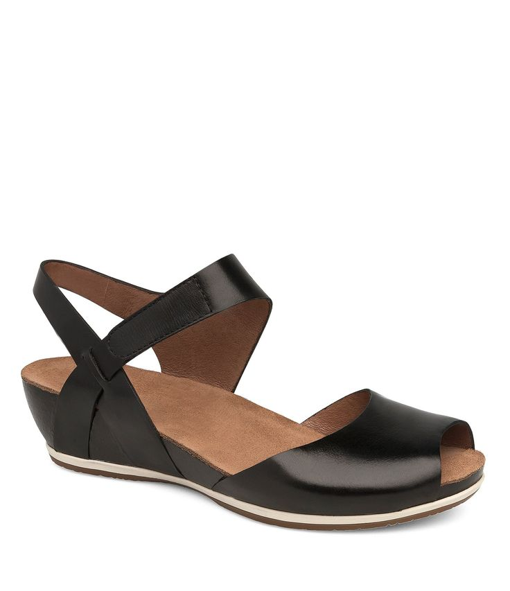 Shop for Dansko Vera Burnished Leather Banded Ankle Strap Low Wedge Sandals at Dillards.com. Visit Dillards.com to find clothing, accessories, shoes, cosmetics & more. The Style of Your Life.