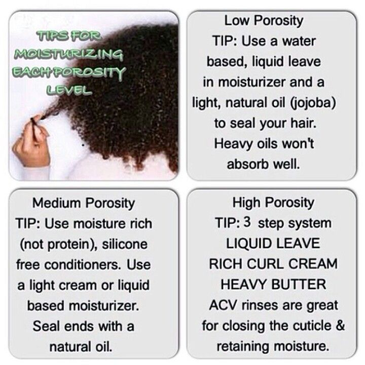 There is a check for hair porosity, see naturallycurly website, and then follow these tips. Silicone free can mean that you use water-soluble silicones