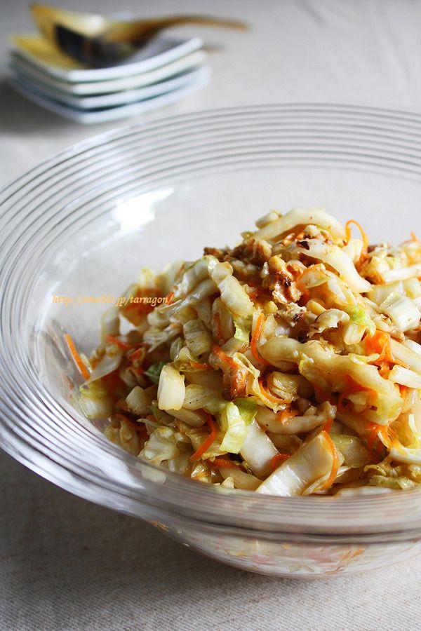 サラダの人気レシピ|いつものサラダを美味しくアレンジ! | レシピ ... 洋風ドレッシングで人気サラダを自己流アレンジ