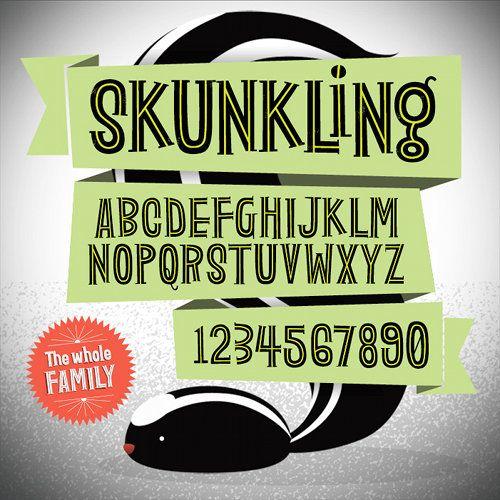 fontFantastic Fonts, Fonts Typography, Design Daydream, Awesome Fonts, Brand Design, Skunkl Fonts, New Fonts, Fonts Families, Fun Fonts