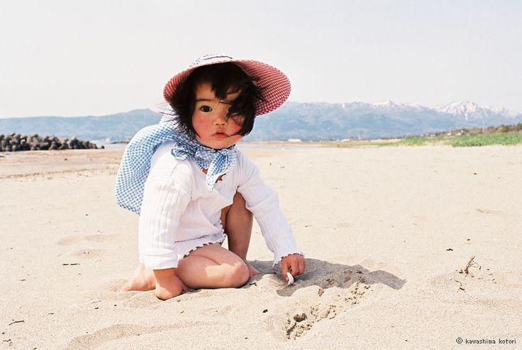 未来ちゃん Kotori Kawashima -Miraichan-