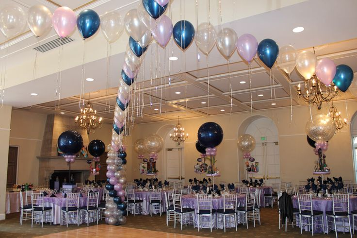 45 best images about dance floor decor on pinterest bat for Balloon dance floor decoration
