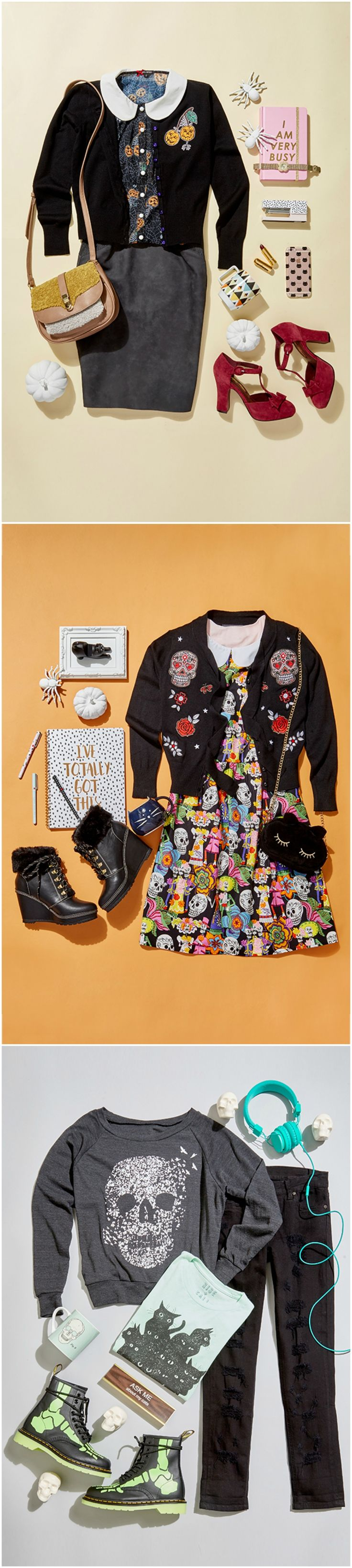 Stumped on what to wear to work on Halloween? We have a style guide for casual, corporate, and totally festive offices!