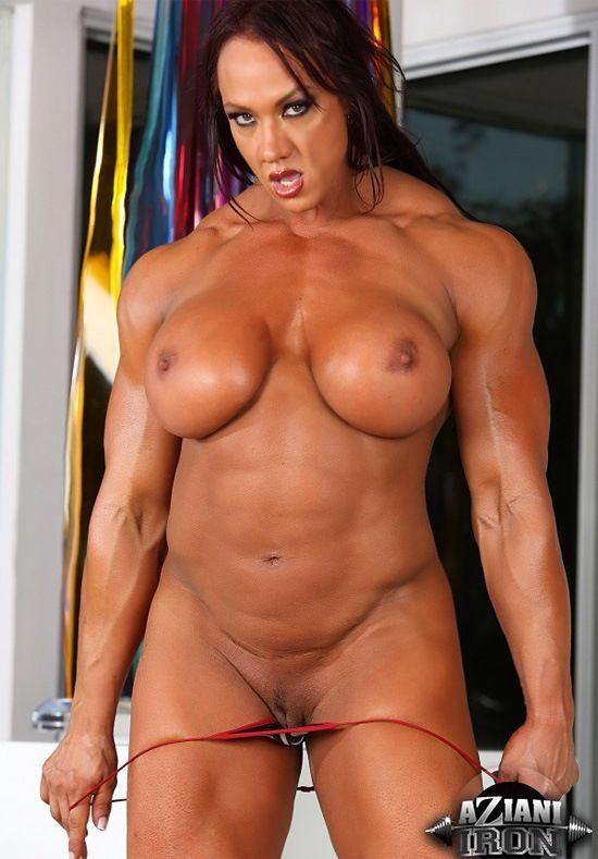 muscular female porn Most Fantastic Female Bodybuilders in Every Kind of Sex Scene!