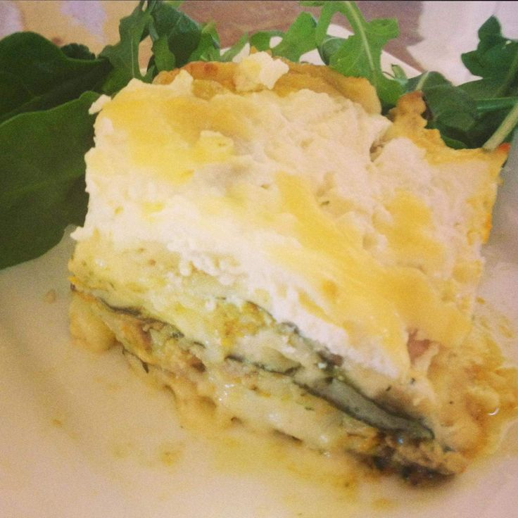 Recipe Pesto Pumpkin Chicken Lasagne by OdetteBaxter - Recipe of category Main dishes - others