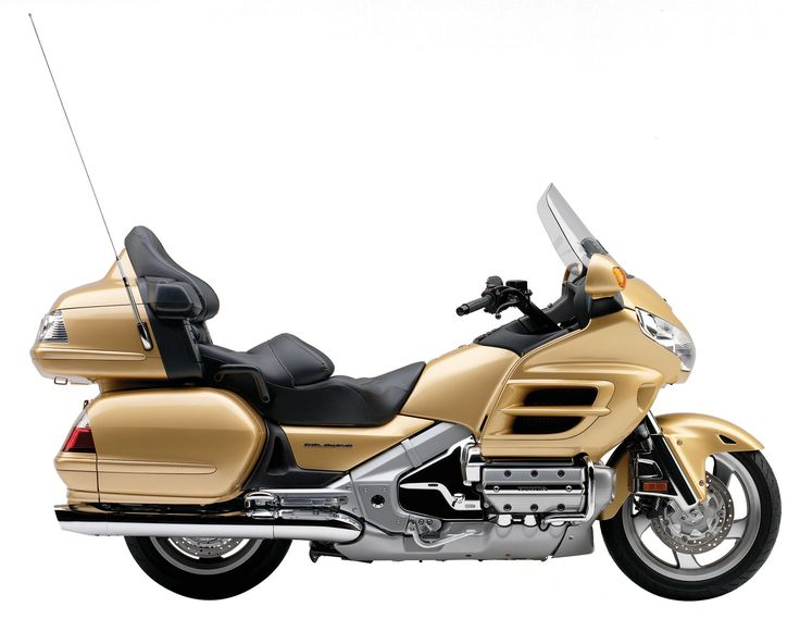 2006 Honda GL1800 Gold Wing