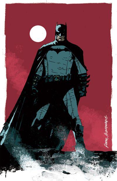 Wicked Cool Batwoman Art by Rafael Albuquerque — GeekTyrant