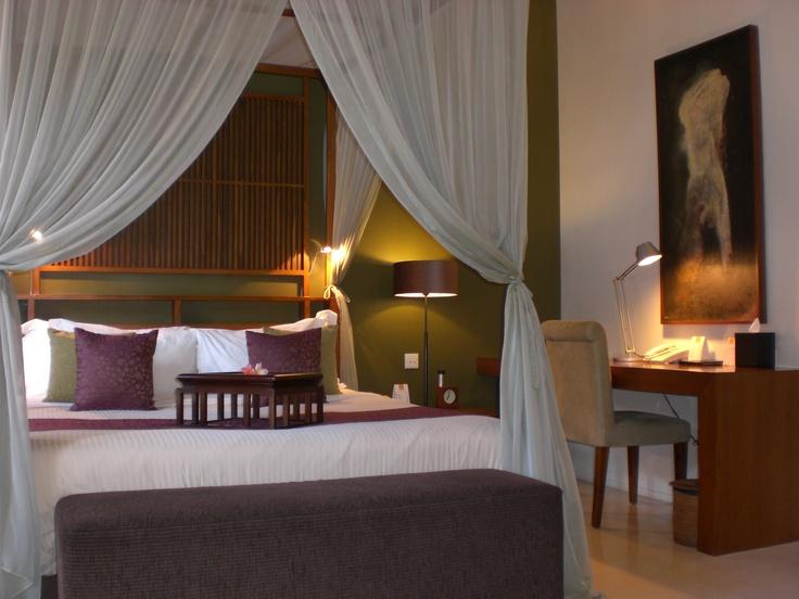 Another bedroom picture at Lakshmi Villas