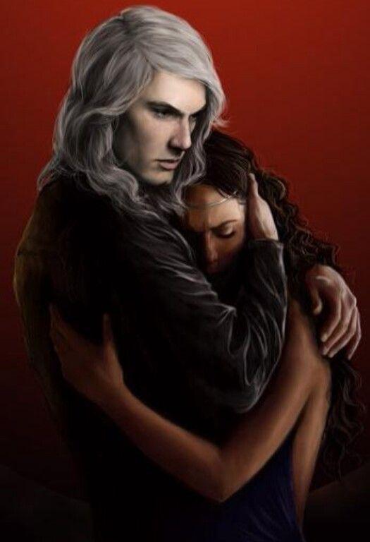 Rhaegar Targaryen and Elia Martell
