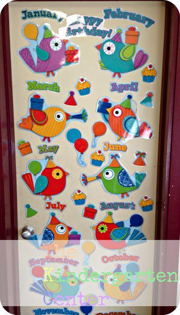 Kindergarten Calendar Displays : Best images about boho birds on pinterest bird