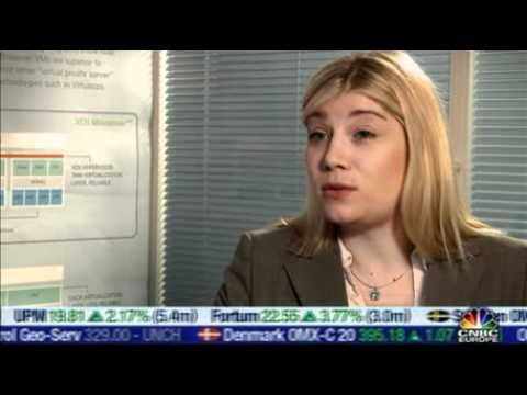 CNBC Appearance for Kate Craig-Wood from Memset - YouTube