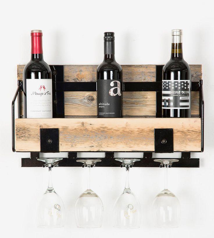 25 Best Ideas About Metal Wine Racks On Pinterest Wine Racks Metal And Industrial Decorative