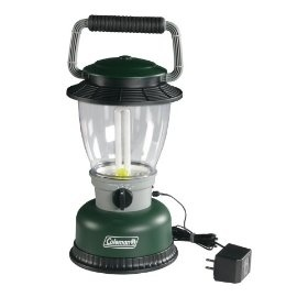 Perfect for those dark nights or emergencies!  #Coleman Lantern #Rechargeable Battery Lantern #Camping