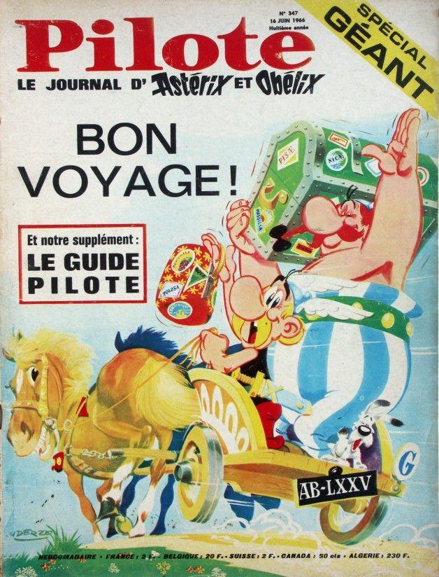 Pilote - Asterix et Obelix