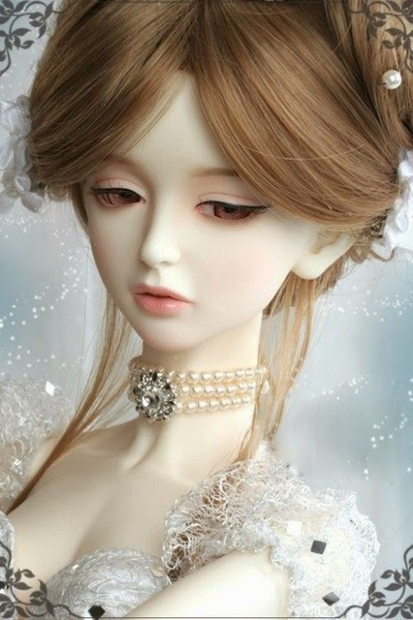Download Cute Dolls Facebook DPs (Profile Pictures) Get