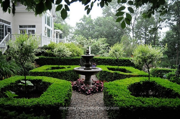 1000 images about knot garden on pinterest gardens for Knot garden design ideas