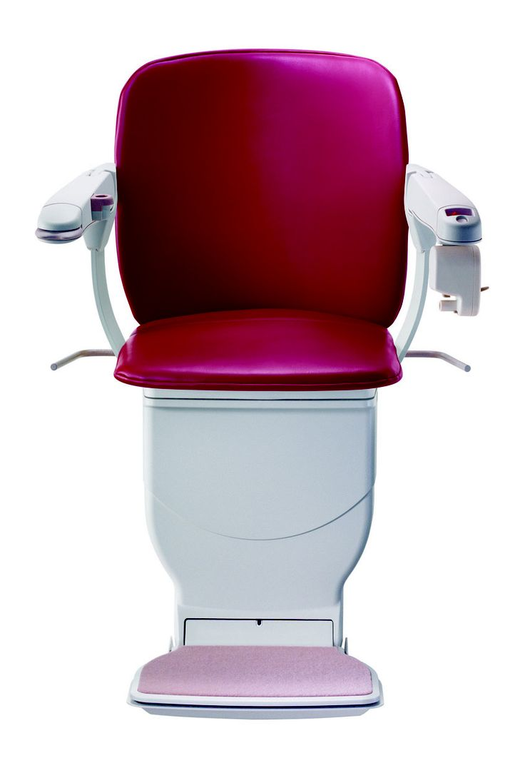 The stannah siena stairlift seat for curved stairs - Elevadores domesticos ...