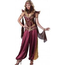 Desert Jewel Arabian Gypsy Bollywood Large 14 - 16  Ladies Costume