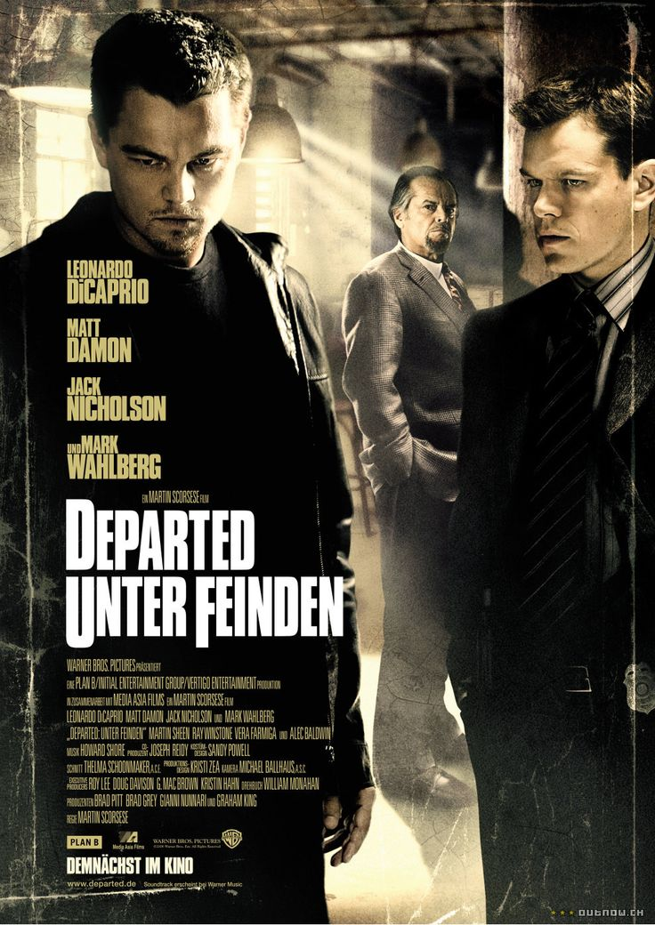 Movies poster The Departed - 2006