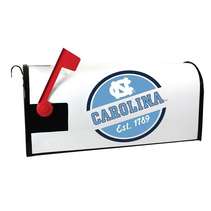 North Carolina Tar Heels Magnetic Mailbox Cover, Multicolor
