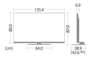 LC-60US30|製品詳細|薄型テレビ/液晶テレビ アクオス:シャープ