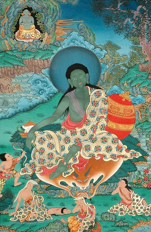 The Song of the Twelve Deceptions ~ Milarepa http://justdharma.com/s/jec63  Worldly affairs are all deceptive;  So I seek the truth Divine.    Excitements and distractions are illusions;  So I meditate on the non-dual Truth.    Companions and servants are deceptive;  So I remain in solitude.    Money and possessions are also deceptive;  So if I have them, I give them away.    Things in the outer world are all illusion;  The Inner Mind is that which I observe.    Wandering thoughts are all…