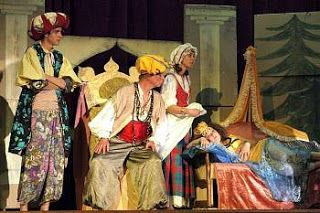 POHÁDKA: O loupežníku Lotrandovi a princezně Zubejdě co je ...