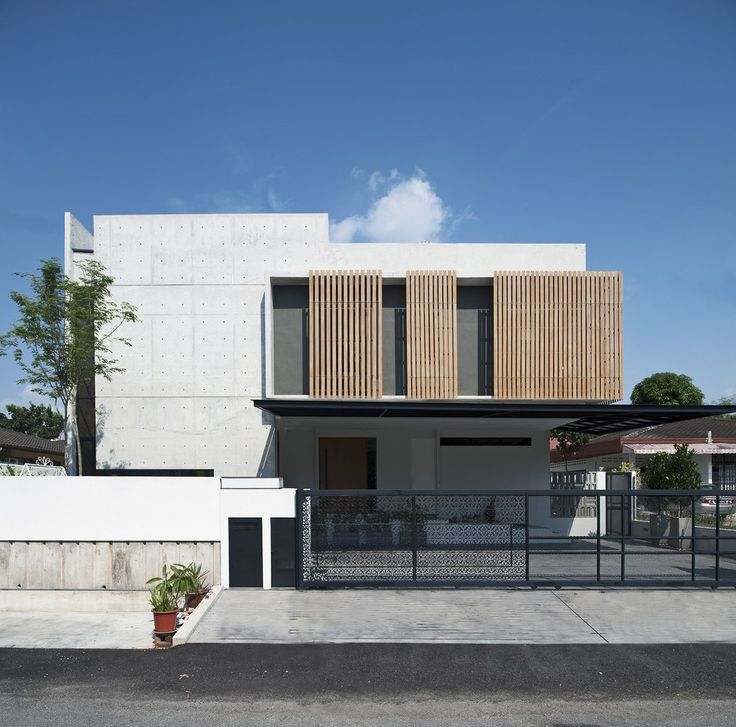 The SS3 House by Seshan Design in Petaling Jaya, Malaysia is a dream home that came true to the owners. Enjoy!