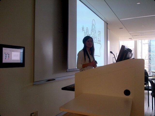 Ernestine Fu and her session on venture capital