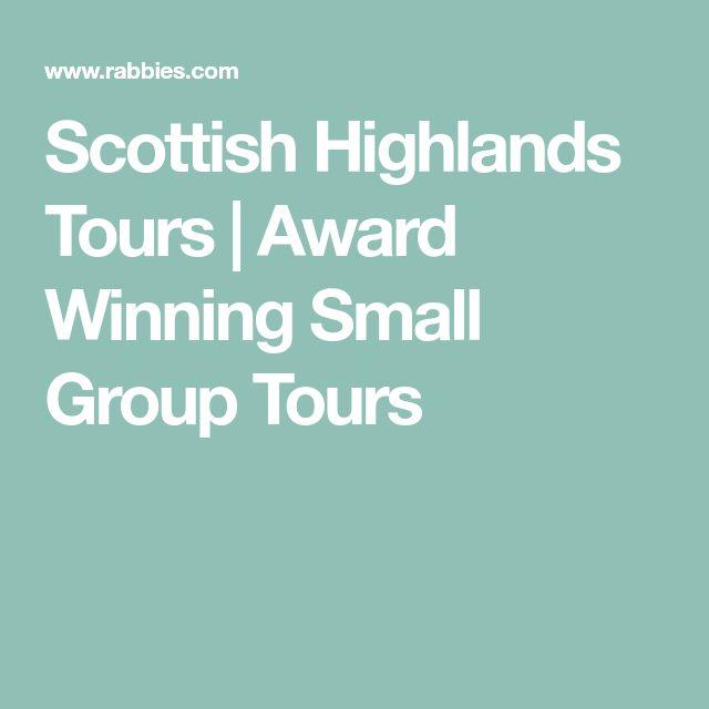 Scottish Highlands Tours | Award Winning Small Group Tours