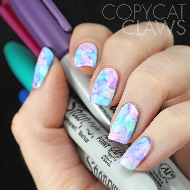 Sunday Stamping - Chevrons and Zig Zags - The 25+ Best Sharpie Nail Art Ideas On Pinterest Sharpie Nails