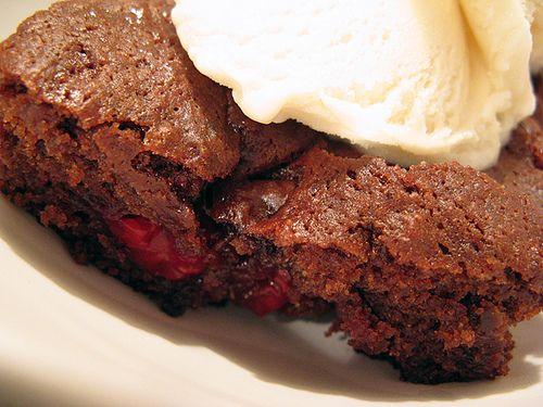 raspberryBrownies_001 by veganheathen, via Flickr