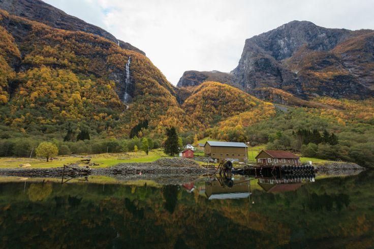 Styvi - Nærøyfjorden - Sogn og Fjordane