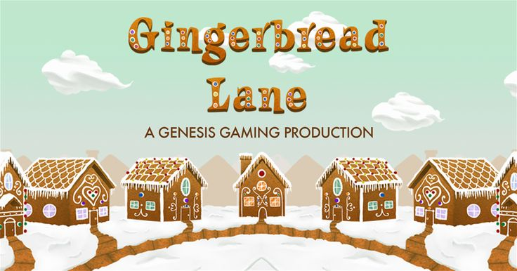 In Gingerbread Lane, the action takes place in a town that is built entirely out of gingerbread, and the same goes for the humans and the animals that appe
