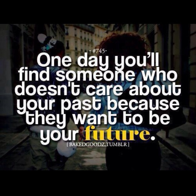 Love Quotes You Will Find: One Day You'll Find Someone Who Doesn't Care About